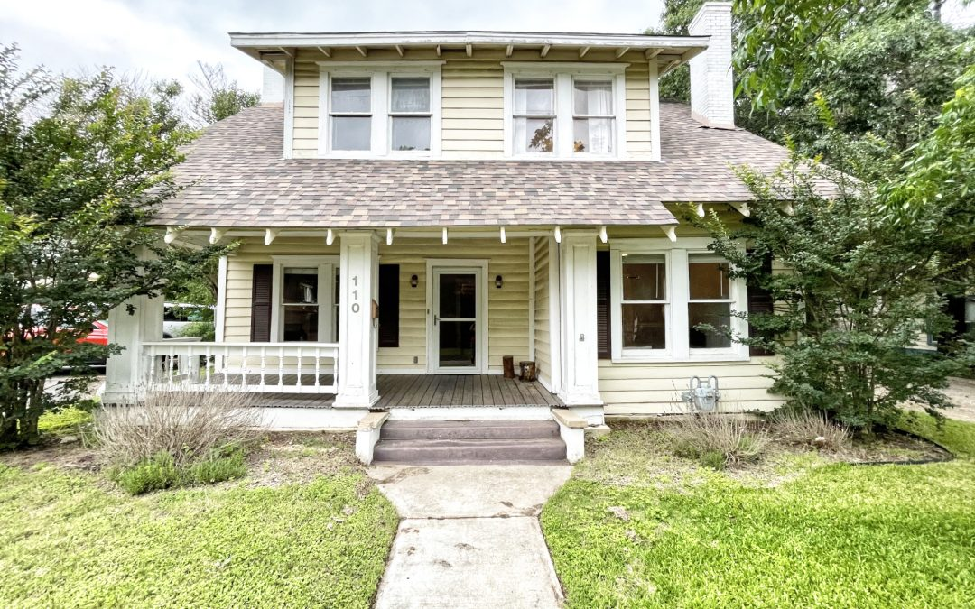 Sold! 110 E 10th Street, Belton