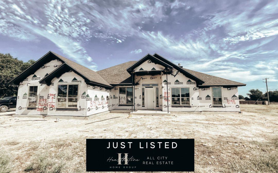 New Listing! 8198 Collins Creek Salado, TX