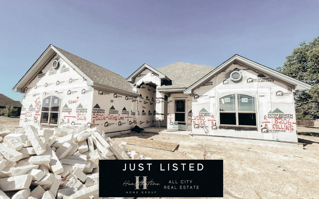 New Listing! 8206 Collins Creek Salado, TX